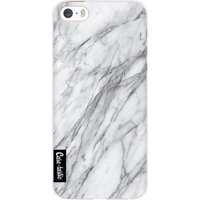Image of Casetastic Softcover Apple iPhone 5/5S/SE Marble Contrast