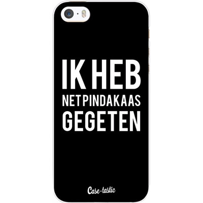 Image of Casetastic Softcover Apple iPhone 5/5S/SE Pindakaas