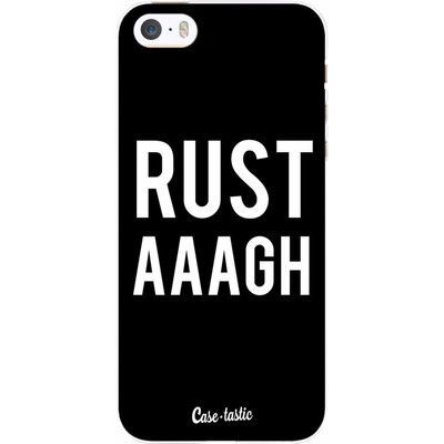 Image of Casetastic Softcover Apple iPhone 5/5S/SE Rustaaagh
