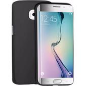 BeHello Thin Gel Case Samsung Galaxy S7 Edge Zwart