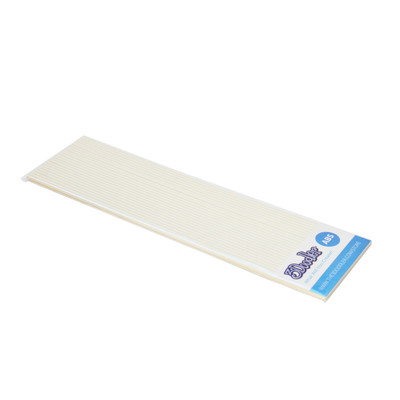 Image of 3Doodler ABS Polar White 3 mm