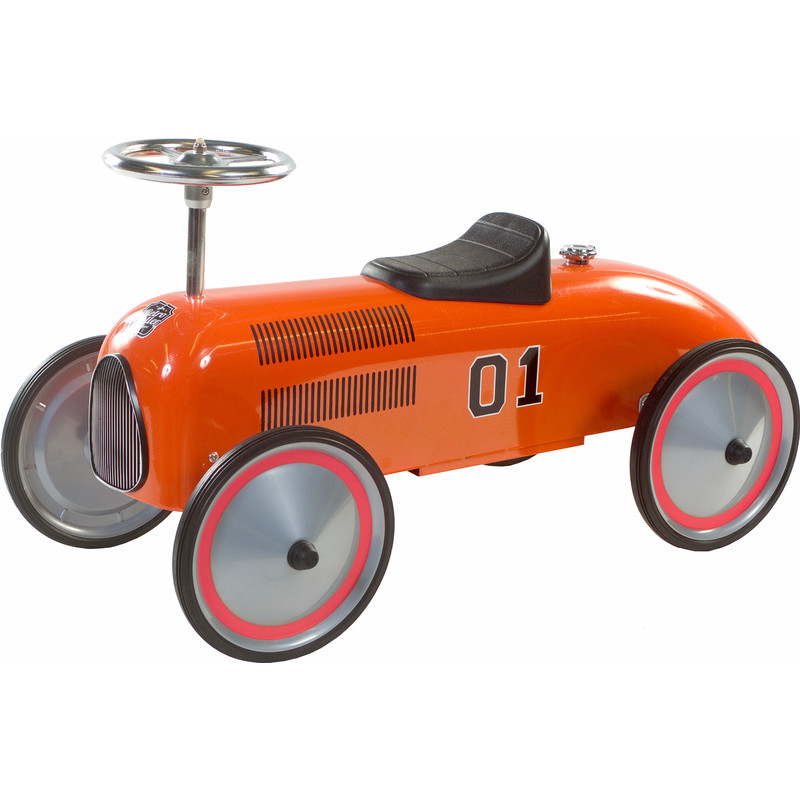 Charley Retro Roller Loopauto