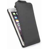 Valenta Flip Classic Luxe Apple iPhone 6 Plus/6s Plus Zwart