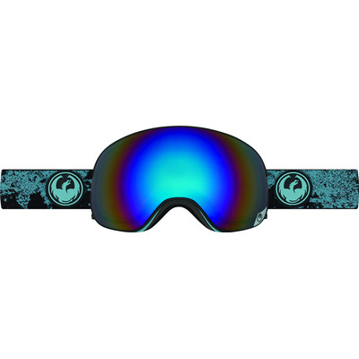 Image of Dragon X2 Mason Blue + Flash Blue Polarized Lens
