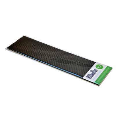 3Doodler PLA Tuxedo Black 3 mm