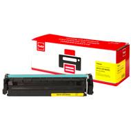 Huismerk 201X Toner Geel XL voor HP printers (CF402X)
