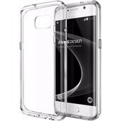 VRS Design Crystal Mixx Samsung Galaxy S7 Edge Transparant