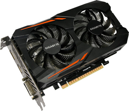 Gigabyte GeForce GTX 1050 OC