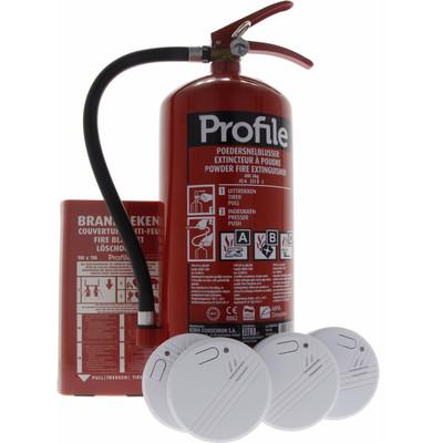 Image of Profile Home Premium Brandpreventiepakket