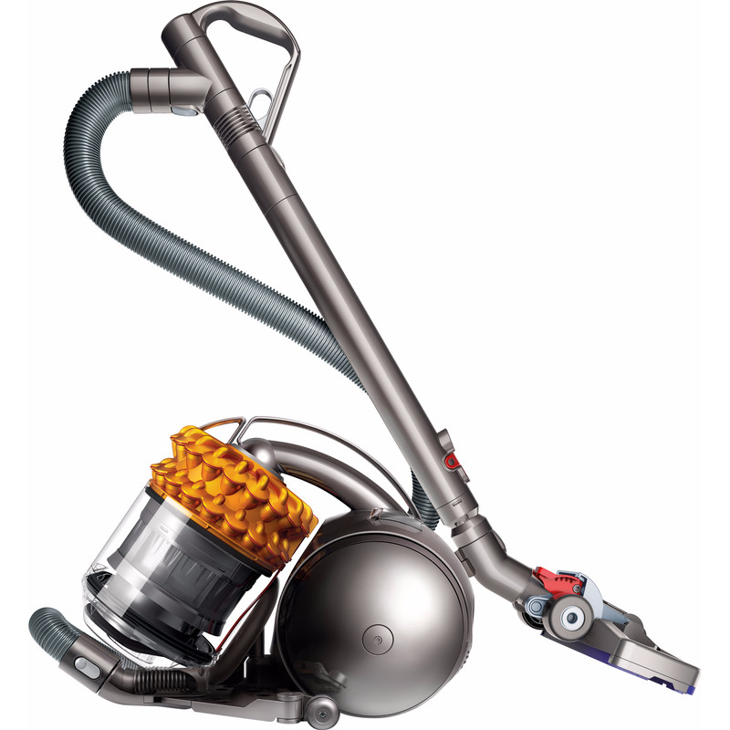 Dyson DC52 Cinetic Allergy & Up top