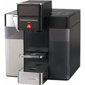 Francis Francis Y5 Milk Espresso & Coffee zwart