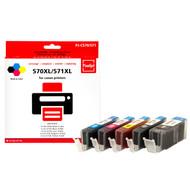 Huismerk Canon PGI-570/CLI-571 5-kleuren pack