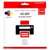 Brother LC-221 4-Kleuren Pack (Pixeljet) - 3