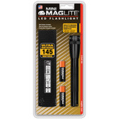 Maglite Mini LED AA Zwart incl. Holster