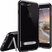 VRS Design Crystal Bumper Apple iPhone 7 Plus Zwart