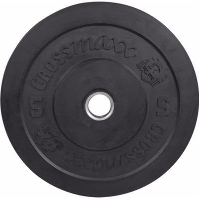 Image of Crossmaxx Technique Plate 5 kg Black