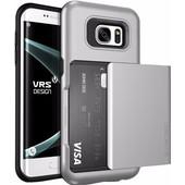 VRS Design Damda Glide Samsung Galaxy S7 Edge Zilver