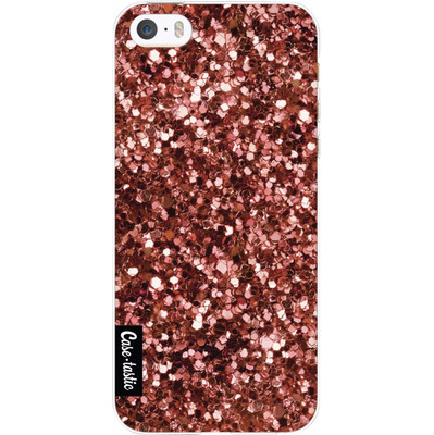 Image of Casetastic Softcover Apple iPhone 5/5S/SE Festive Rose