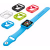 Silicon Case 5-pack for Apple Watch 38mm - 1