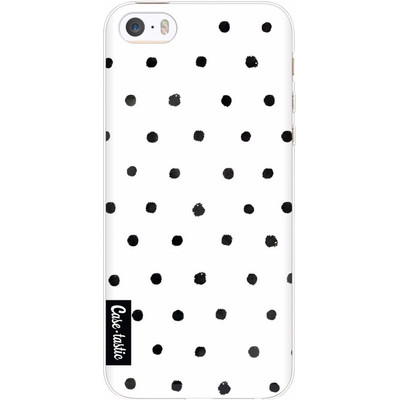 Image of Casetastic Softcover Apple iPhone 5/5S/SE Polka Party
