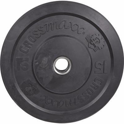 Image of Crossmaxx Bumper Plate 15 kg
