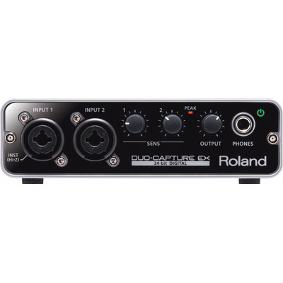 Image of Audio interface Roland UA-22 Monitor-controlling, Incl. software