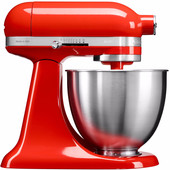 KitchenAid Artisan Mini Mixer 5KSM3311X Hot Sauce
