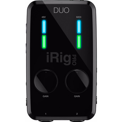 Image of IK Multimedia iRig Pro Duo
