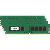 Crucial Standard 64 GB DIMM DDR4-2400 4 x 16 GB