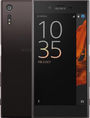 Sony Xperia XZ Zwart