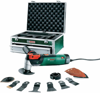 Bosch PMF 250 CES Toolbox