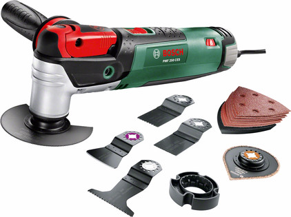 Bosch PMF 250 CES Multi Set