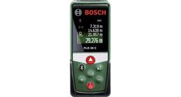 Bosch laserafstandsmeters