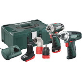 Metabo Combo Set PowerMaxx BS + PowerMaxx SSD