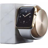 Native Union Dock Apple Watch Marble White