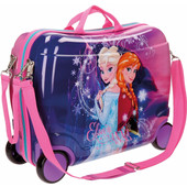 Frozen Magic Rolling Suitcase