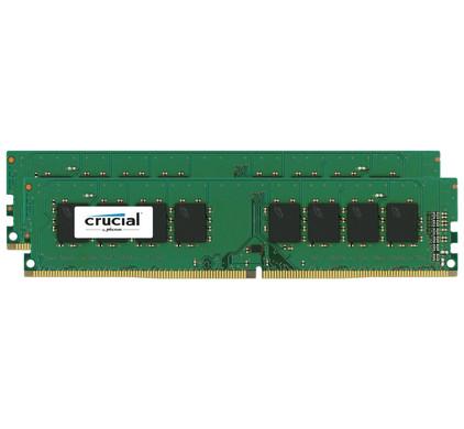 Crucial Standard 16 GB DIMM DDR4-2133 2 x 8 GB
