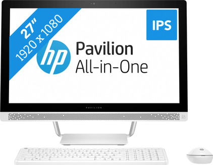 HP Pavilion All-in-One 27-a114nb Azerty