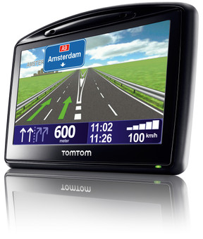 TomTom GO 930 World HD Traffic