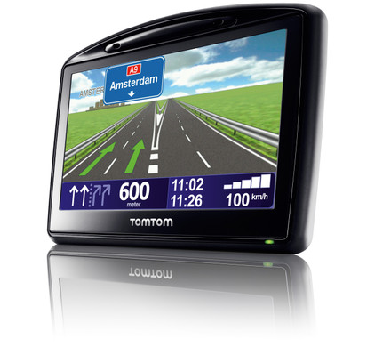 TomTom GO 930 World HD Traffic