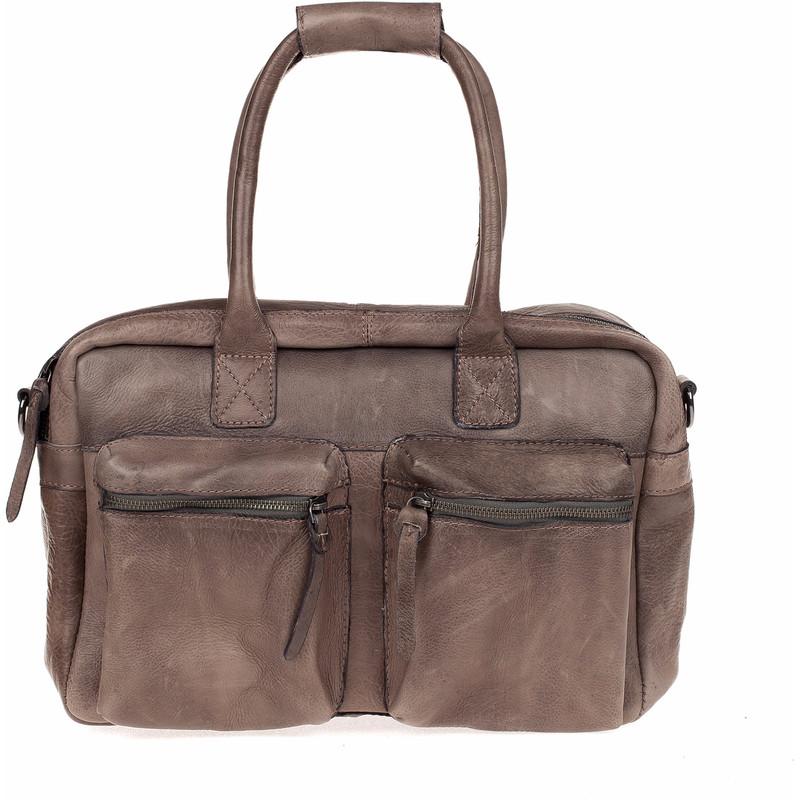 Burkely Westernbag Medium Handtas Grey