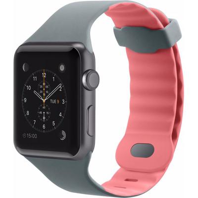 Belkin Apple Watch Sportband 42mm Chroom