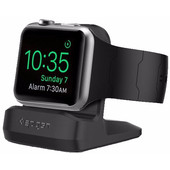 Spigen Apple Watch Night Stand S350 Zwart
