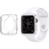 Spigen Liquid Crystal Apple Watch 42mm Case Transparant