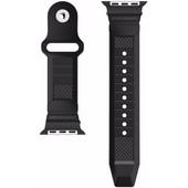 Spigen Rugged Band Apple Watch 42mm Zwart