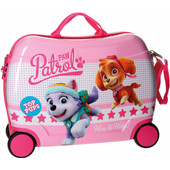 Paw Patrol Top Pups Rolling Suitcase