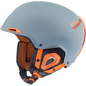 Uvex Jakk+ Grey/Orange Matte (52 - 55 cm)