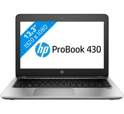 voorkant ProBook 430 G4 i5-8gb-256ssd