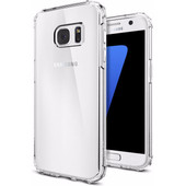 Spigen Neo Hybrid Crystal Samsung Galaxy S7 Edge Zilver