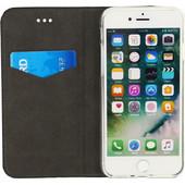 Mobilize Premium Gelly Book Case Apple iPhone 7 Zwart